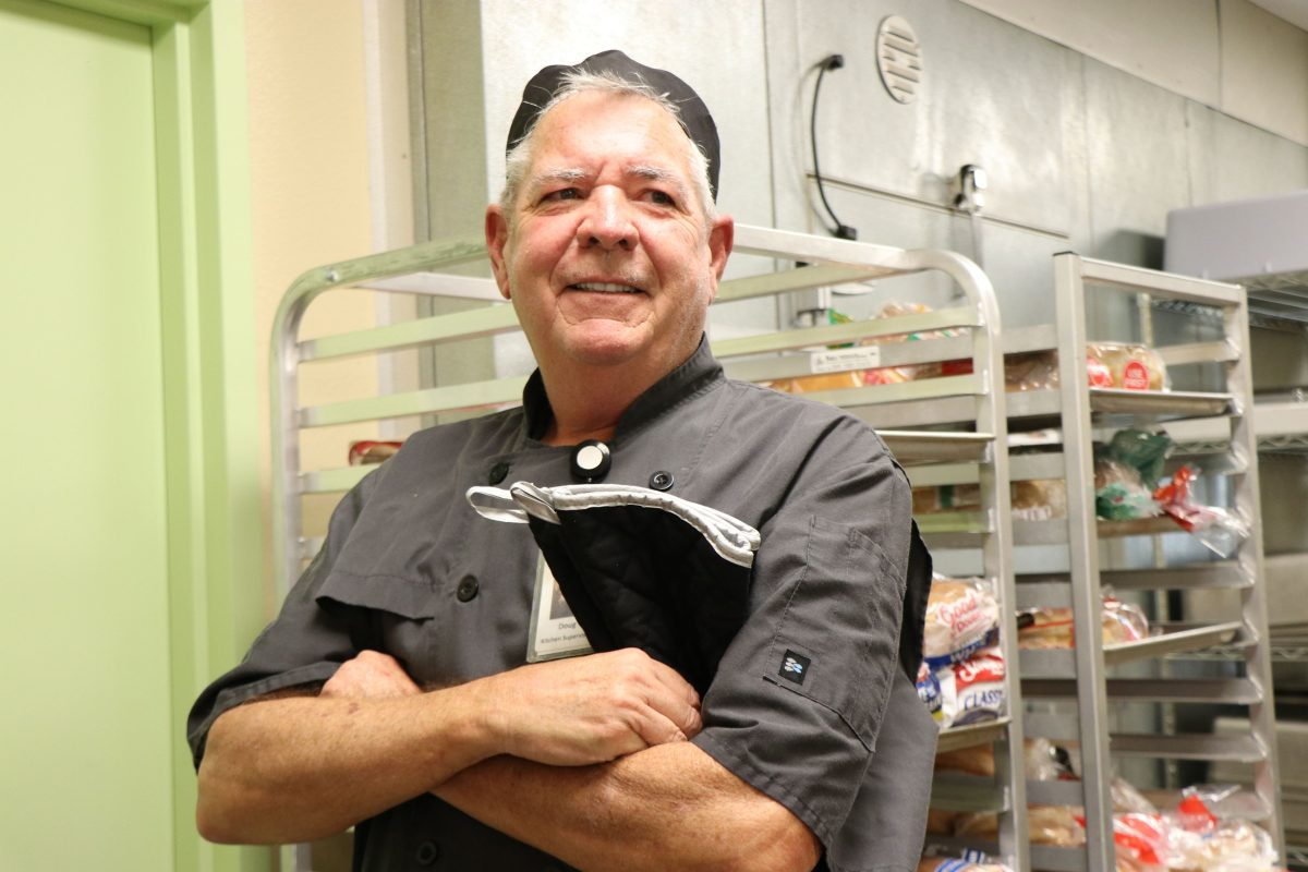 Chef Doug - Downtown Medical Respite Center Healthcare for the homeless